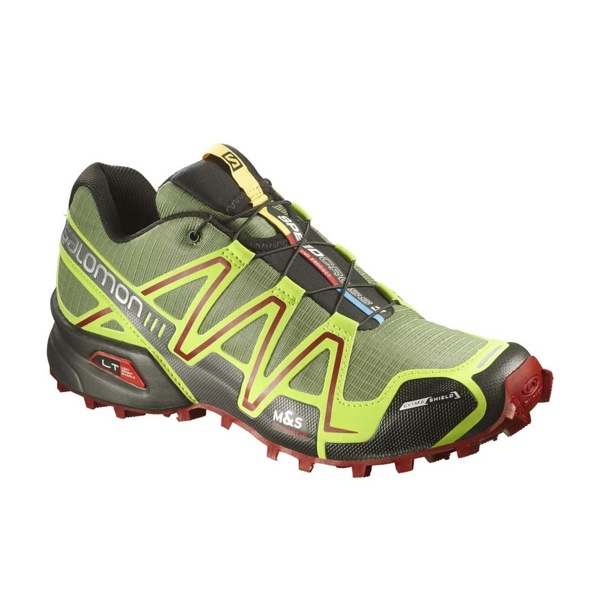 salomon speedcross 3 cs shoes running trail running sport outdoor men 39 s ebay. Black Bedroom Furniture Sets. Home Design Ideas