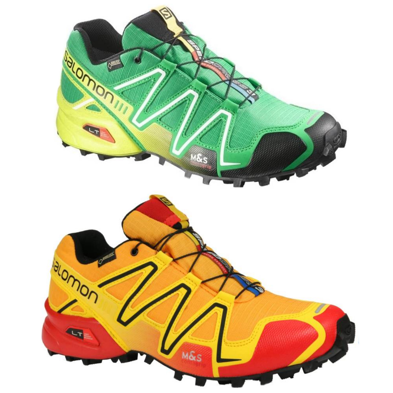 salomon speedcross 3 gtx schuhe laufschuhe trail running outdoor gore tex herren ebay. Black Bedroom Furniture Sets. Home Design Ideas