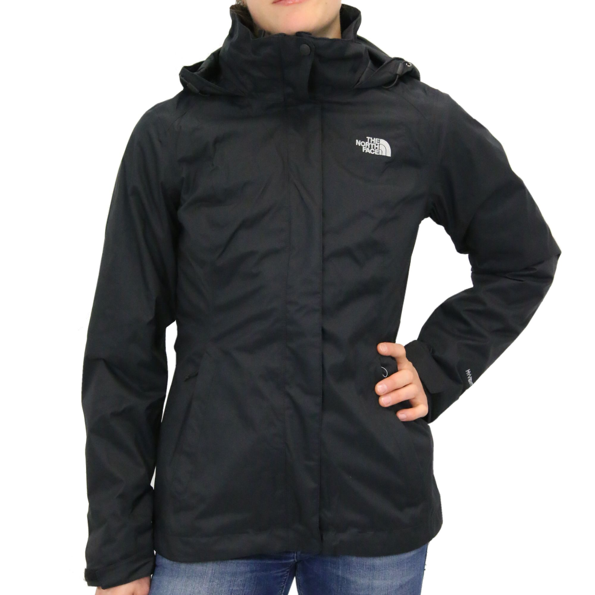 the north face jacke evolution triclimate