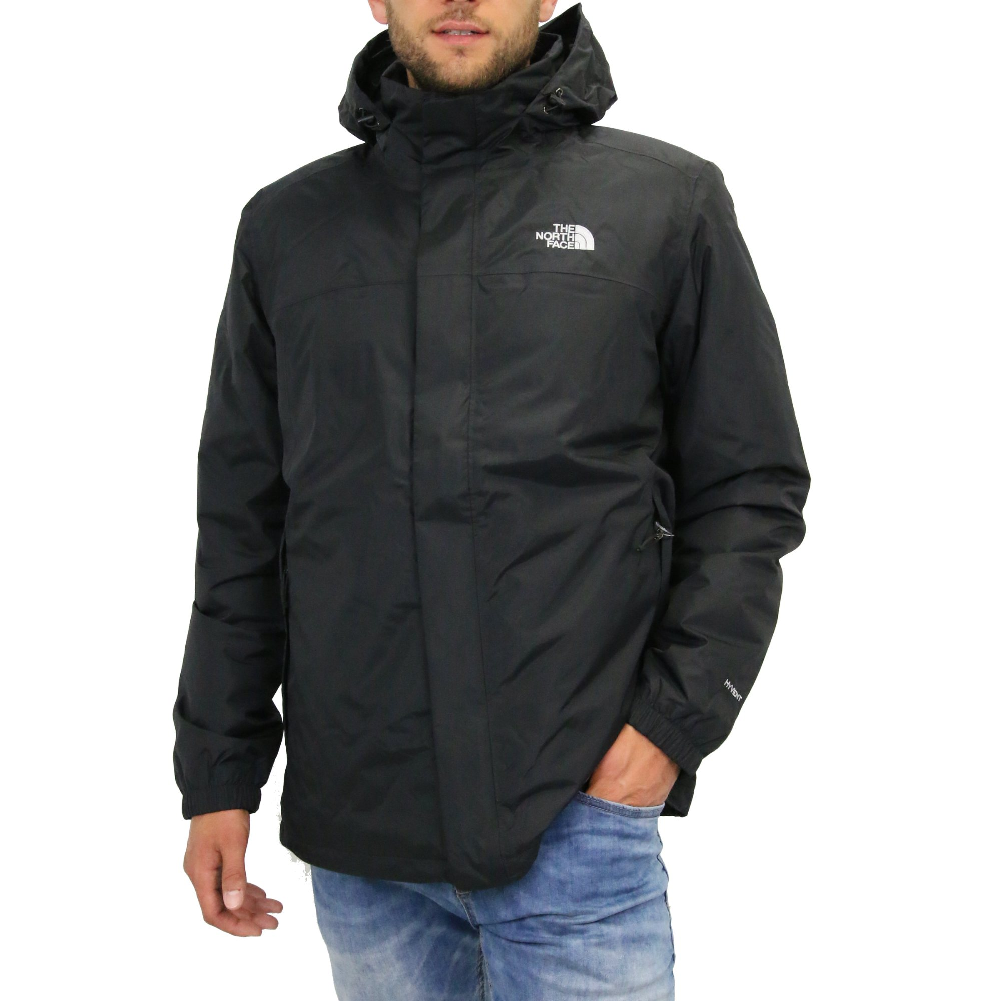 the north face resolve down jacket regenjacke daunenjacke. Black Bedroom Furniture Sets. Home Design Ideas