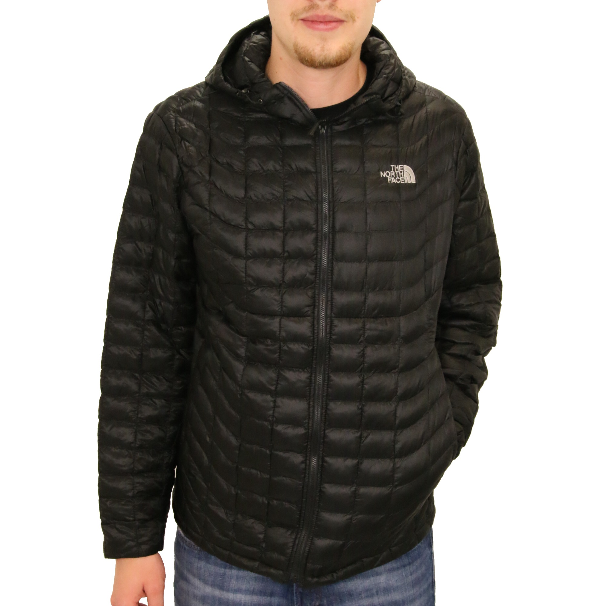 the north face thermoball hoodie jacke winterjacke. Black Bedroom Furniture Sets. Home Design Ideas