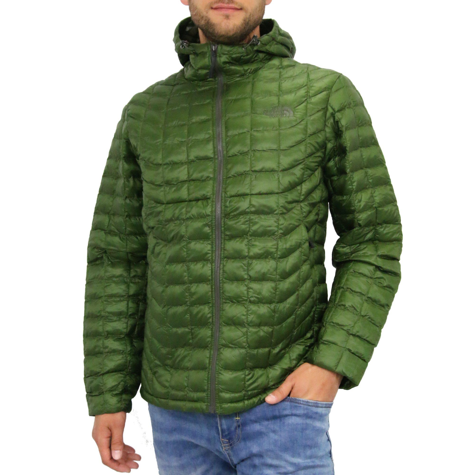 the north face thermoball hoodie jacke winterjacke outdoorjacke kapuze herren ebay. Black Bedroom Furniture Sets. Home Design Ideas