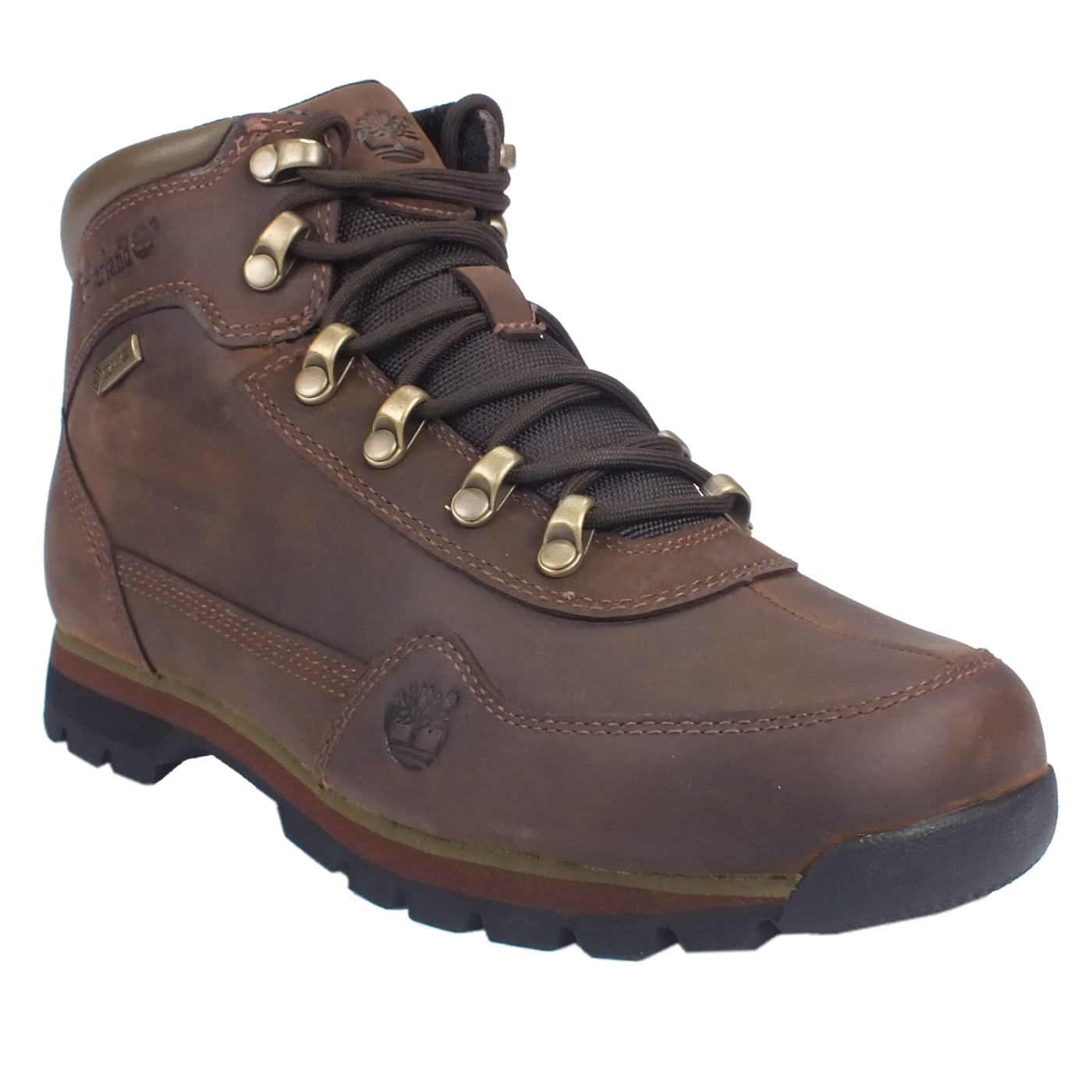 timberland euro hiker 6660a gtx gore tex schuhe wanderschuhe herren braun ebay. Black Bedroom Furniture Sets. Home Design Ideas