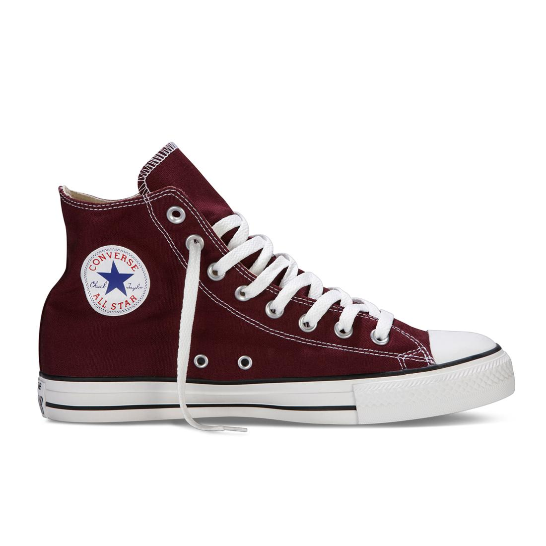 Converse Chuck Taylor All Star HI Scarpe High-Top Sneaker Donna Uomo Scarpe classiche da uomo