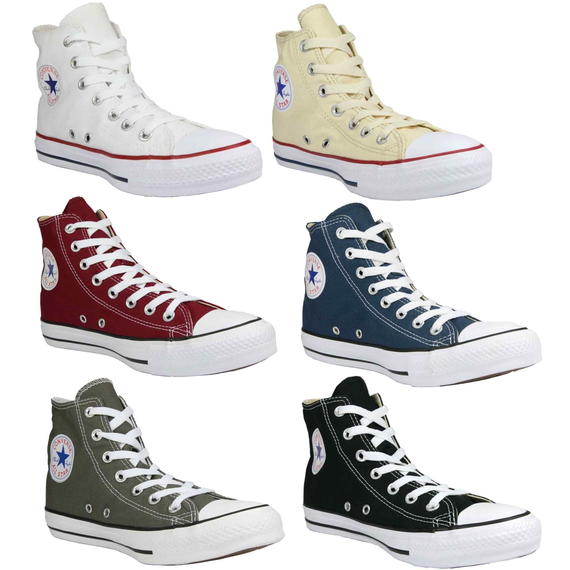 half off 26e54 faa5c Details about Converse Chuck Taylor All Star Hi Shoes High-Top Sneaker  Womens Mens- show original title