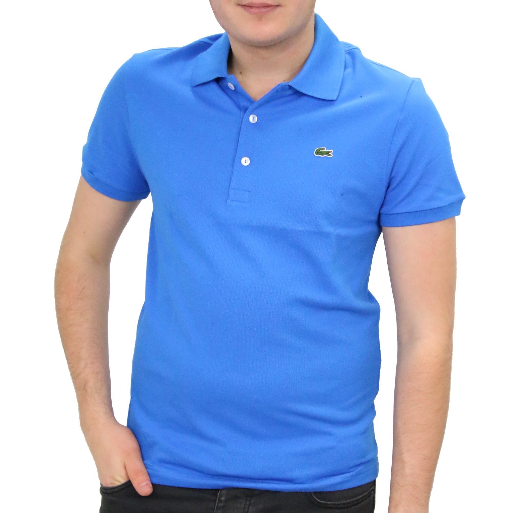Lacoste original stretch polo poloshirt t shirt herren for Colori polo lacoste