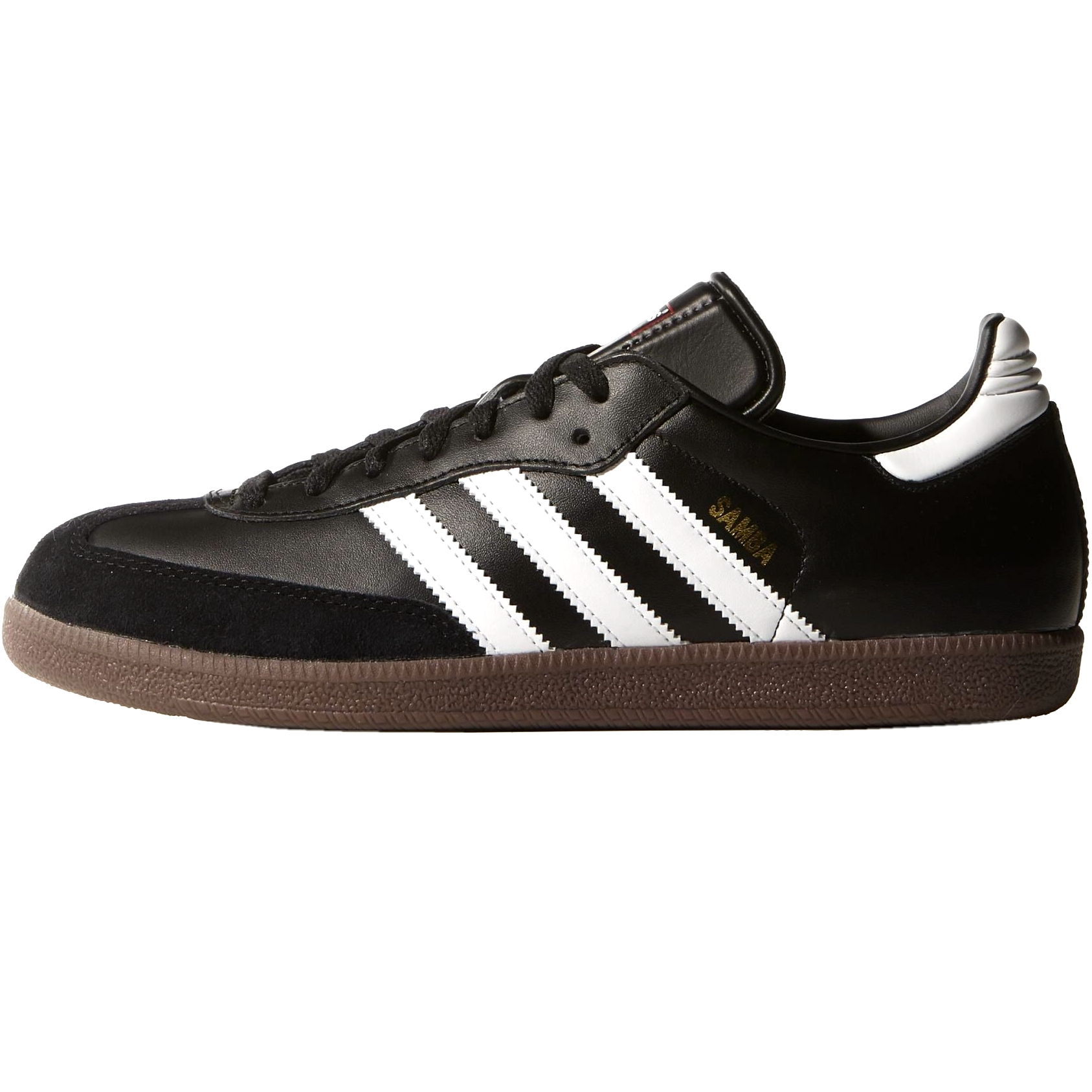 adidas samba classic schuhe turnschuhe sneaker herren schwarz 019000 ebay. Black Bedroom Furniture Sets. Home Design Ideas