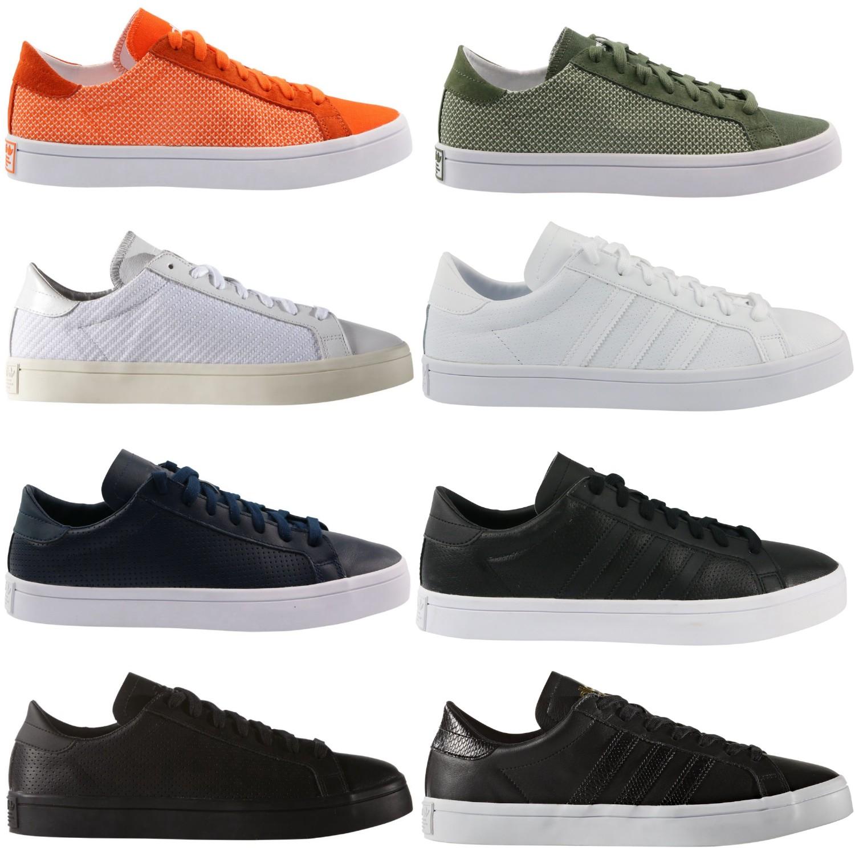 Details zu Adidas Originals Court Vantage Schuhe Sneaker Herren