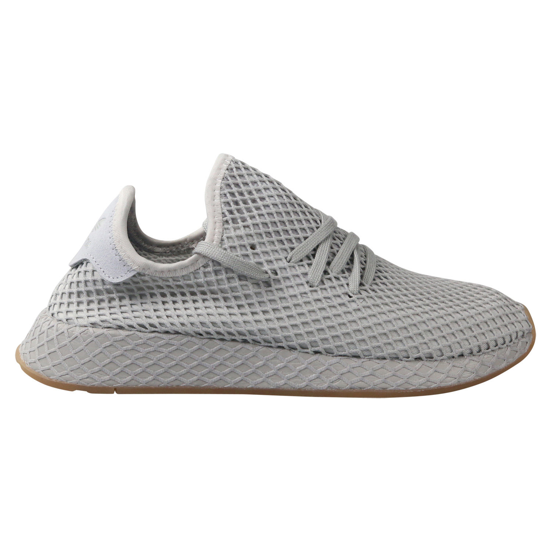 adidas Originals Deerupt Runner Sneaker Schuhe Herren Hellgrau ... c14b5f3f06