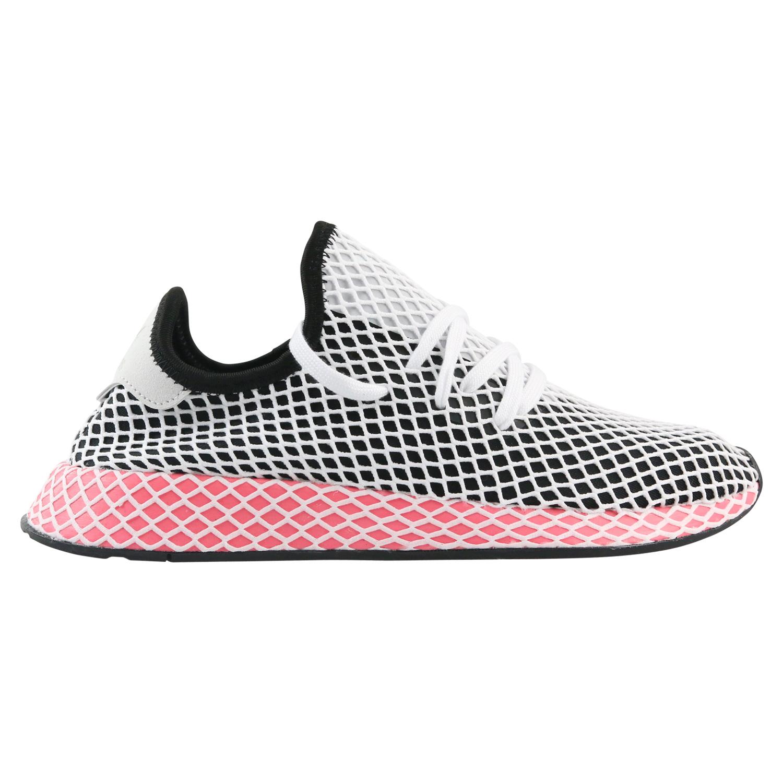 Details zu adidas Originals Deerupt Runner Sneaker Schuhe Damen Schwarz  CQ2909