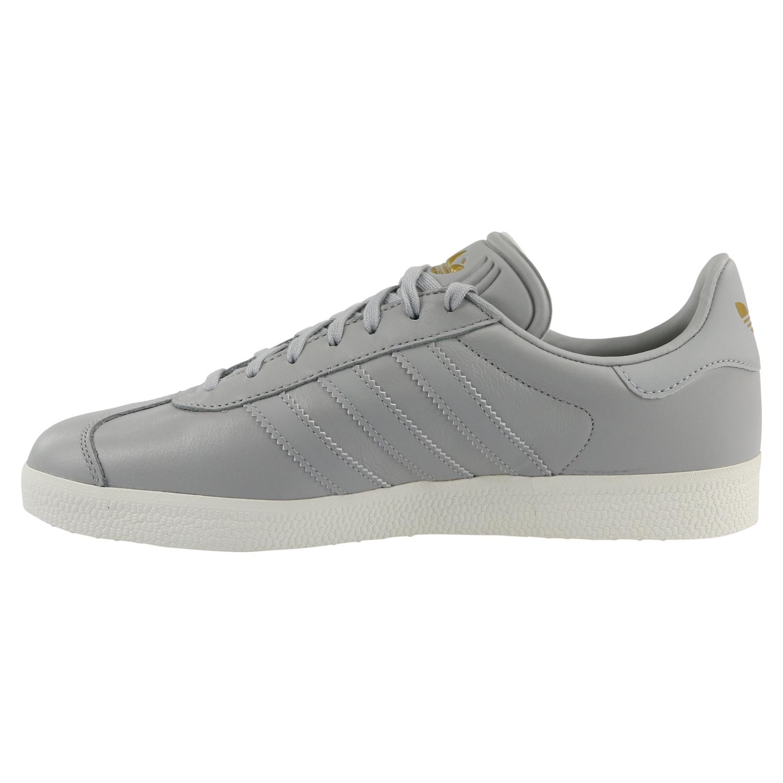 adidas gazelle originals sneaker turnschuhe schuhe grau. Black Bedroom Furniture Sets. Home Design Ideas