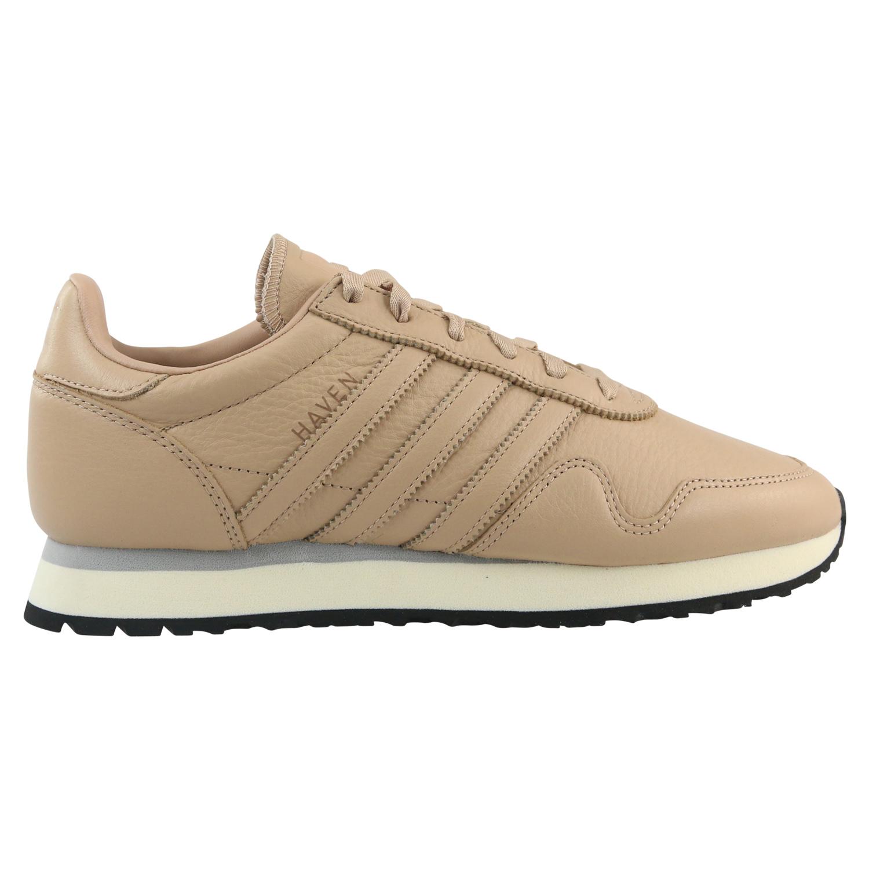 Details zu Adidas Originals Haven Schuhe Sneaker Herren Damen CQ3035 Beige
