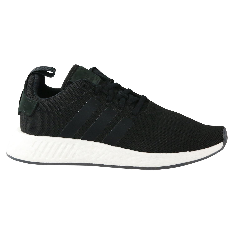 Details zu adidas NMD_R2 Sneaker Schuhe Herren Damen Schwarz CQ2402