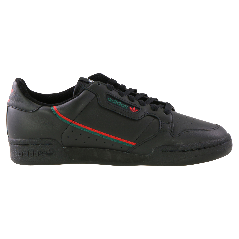 adidas Originals Continental 80 Sneaker Low Damen Schwarz