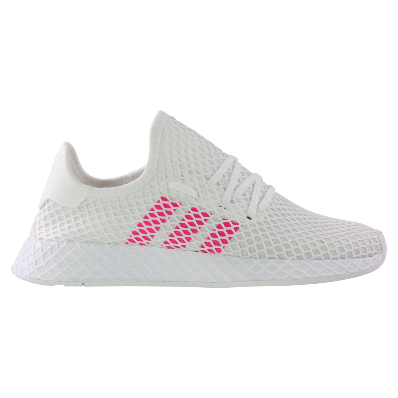 new specials new high promo code Details zu Adidas Originals Deerupt Runner Junior Schuhe Sneaker Kinder  EE6608 Weiß