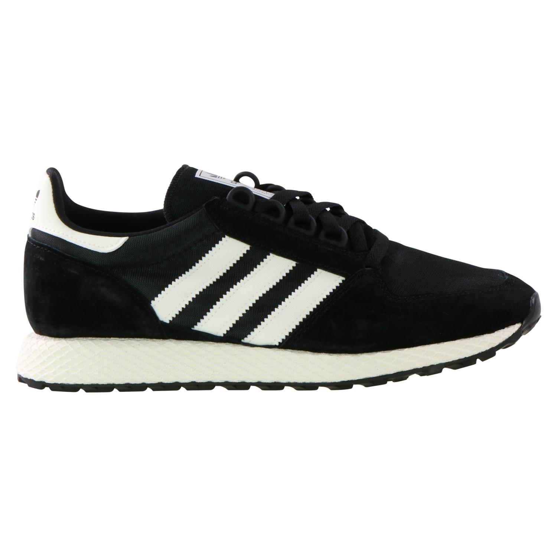 Details zu adidas Originals Forest Grove Sneaker Schuhe Herren Schwarz EE5834