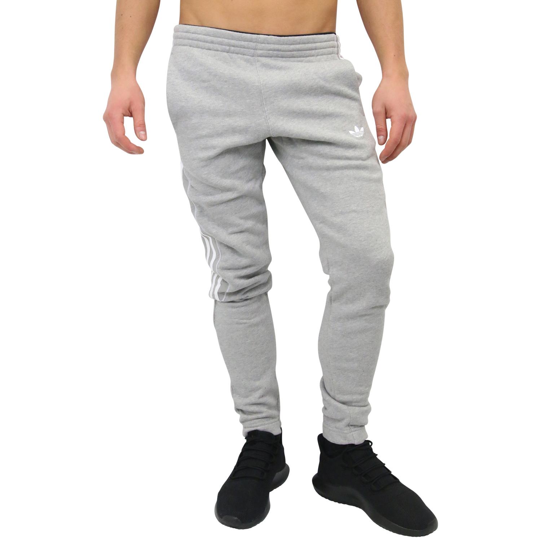 Details zu Adidas Originals Radkin Jogginghose Sporthose Traningshose Herren DU8138 Grau