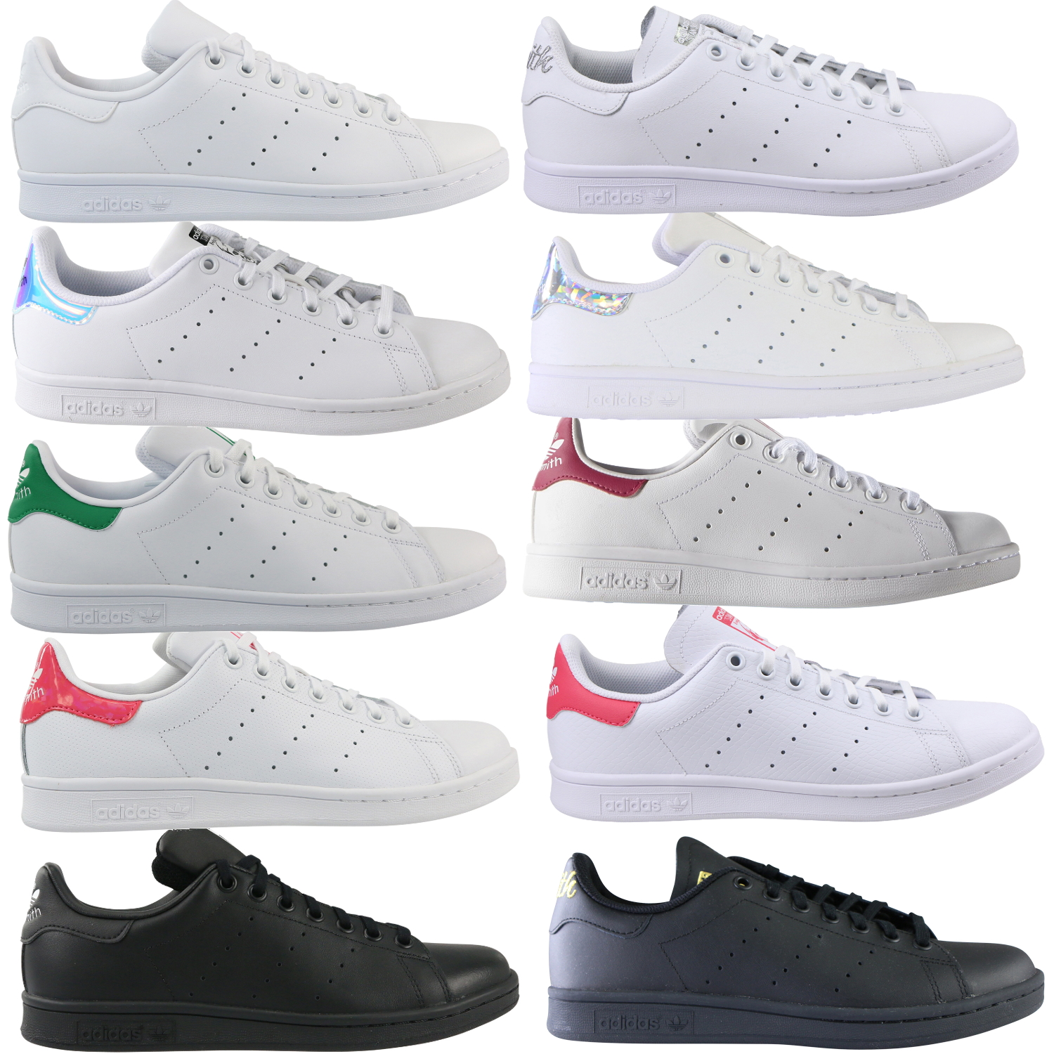 Details zu Adidas Originals Stan Smith Junior Schuhe Sneaker Kinder