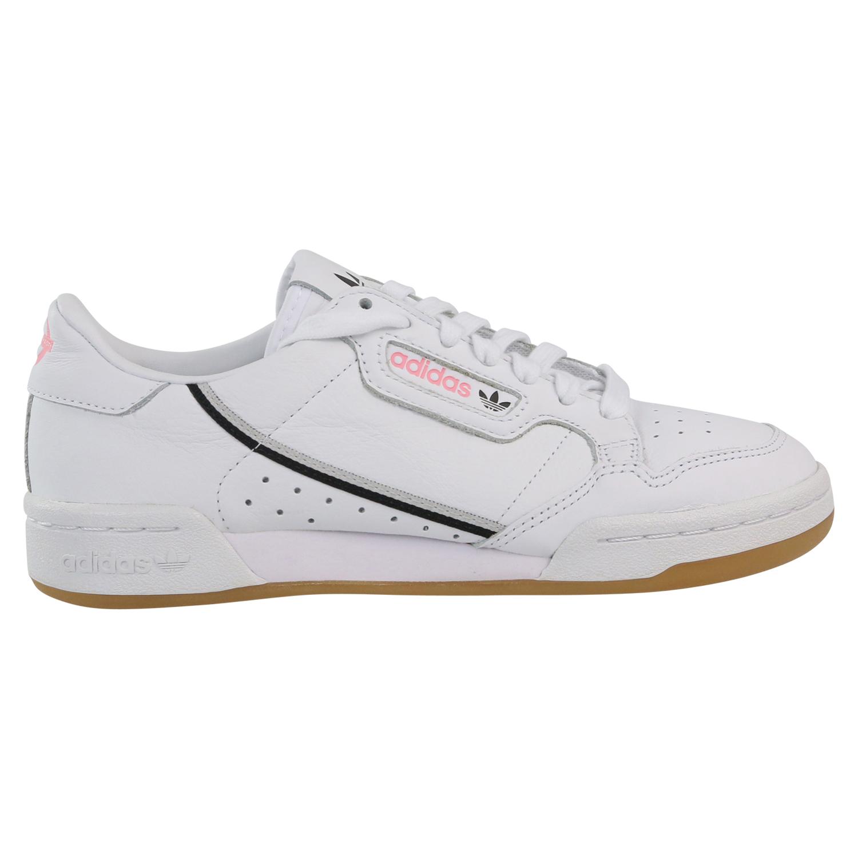 Details zu adidas Originals x TfL Continental 80 Sneaker Schuhe Damen Herren Weiß EE9547