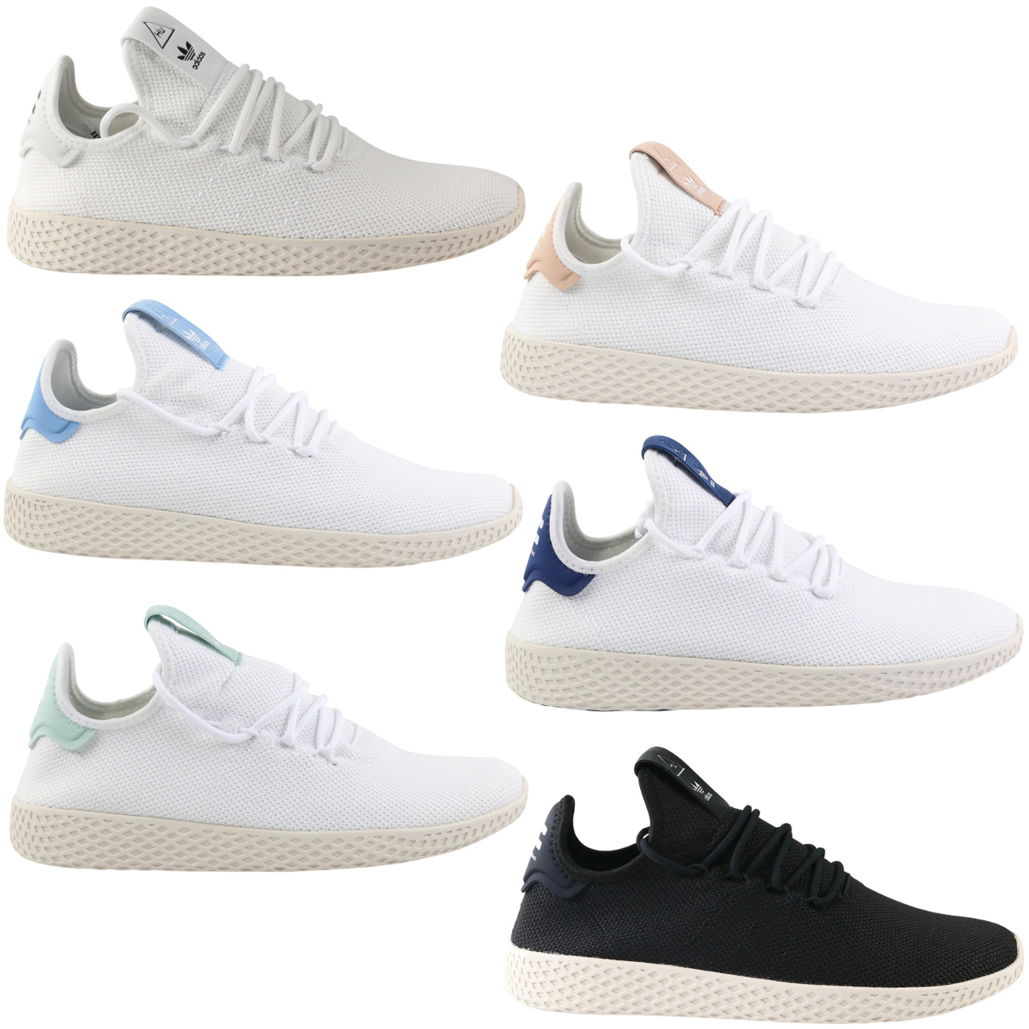 Details zu adidas Originals Pharrell Williams Tennis HU Sneaker Schuhe  Herren Damen