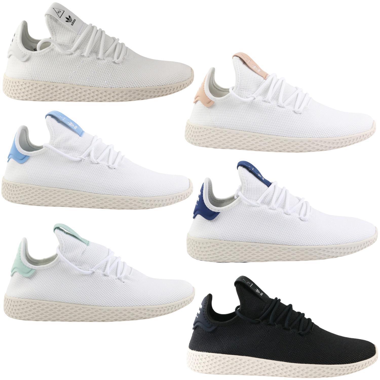 promo codes quality products discount sale Details zu adidas Originals Pharrell Williams Tennis HU Sneaker Schuhe  Herren Damen