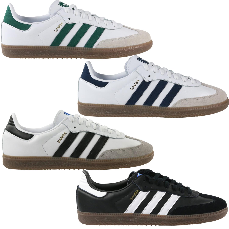 ADIDAS SAMBA OG Schuhe Original Sneaker Herren Sport