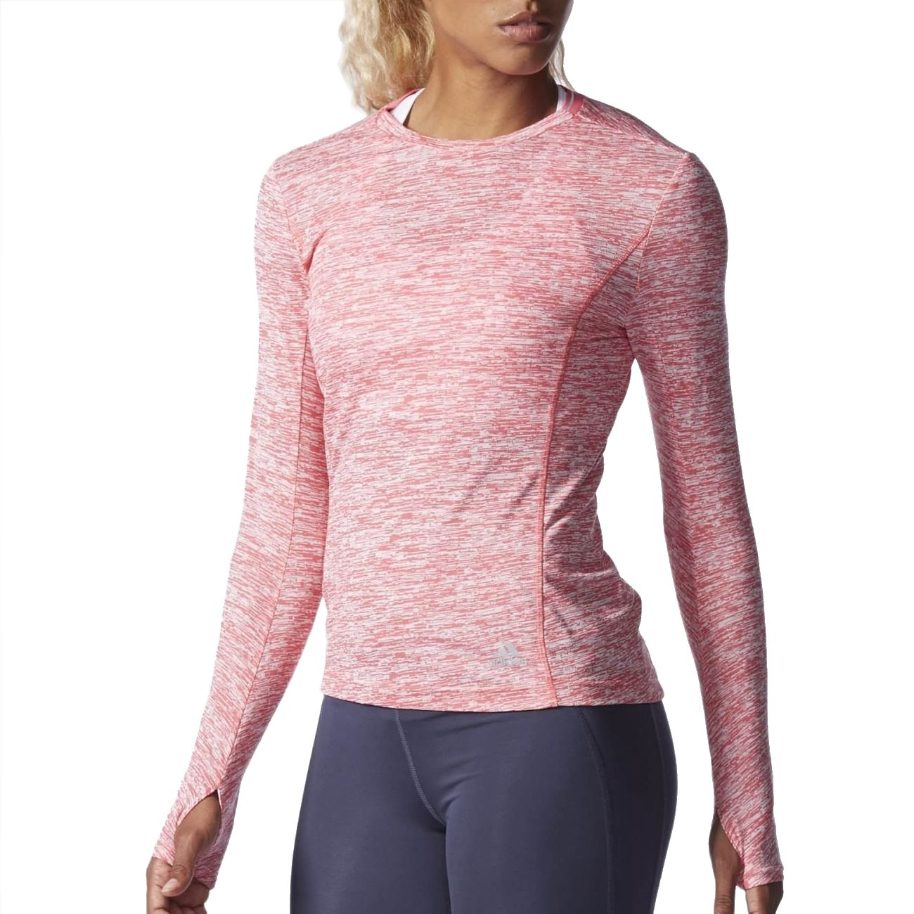 adidas running shirt damen