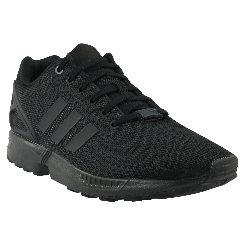 Adidas ZX Flux Herren Sneakers blauschwarzbraun Laufschuhe