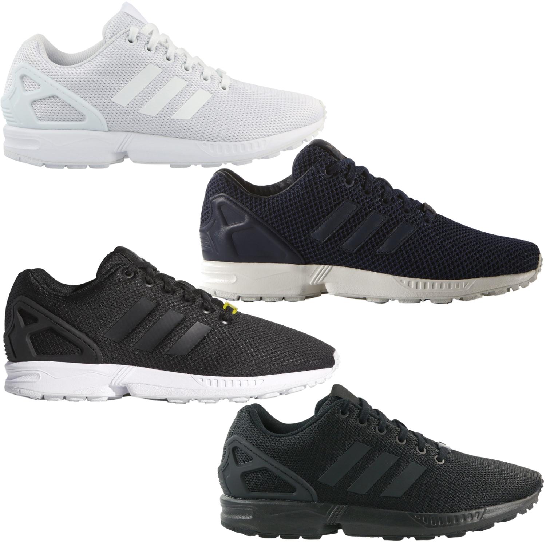 adidas originals zx flux schuhe sneaker damen herren ebay. Black Bedroom Furniture Sets. Home Design Ideas