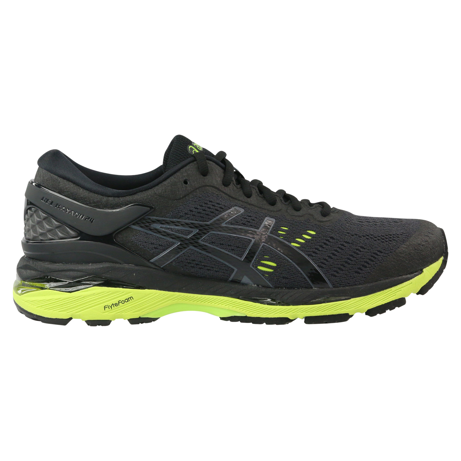 asics gel kayano 24 laufschuhe running shoes schuhe. Black Bedroom Furniture Sets. Home Design Ideas