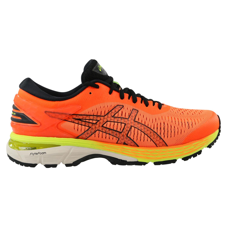 7997ea1ddc Asics Gel-Kayano 25 Laufschuhe Running Schuhe Herren Orange 1011A019 ...