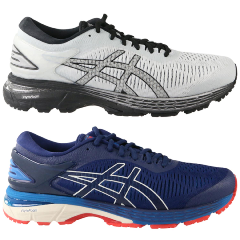 Details zu Asics Gel-Kayano 25 Laufschuhe Running Schuhe Runners Herren  1011AO19