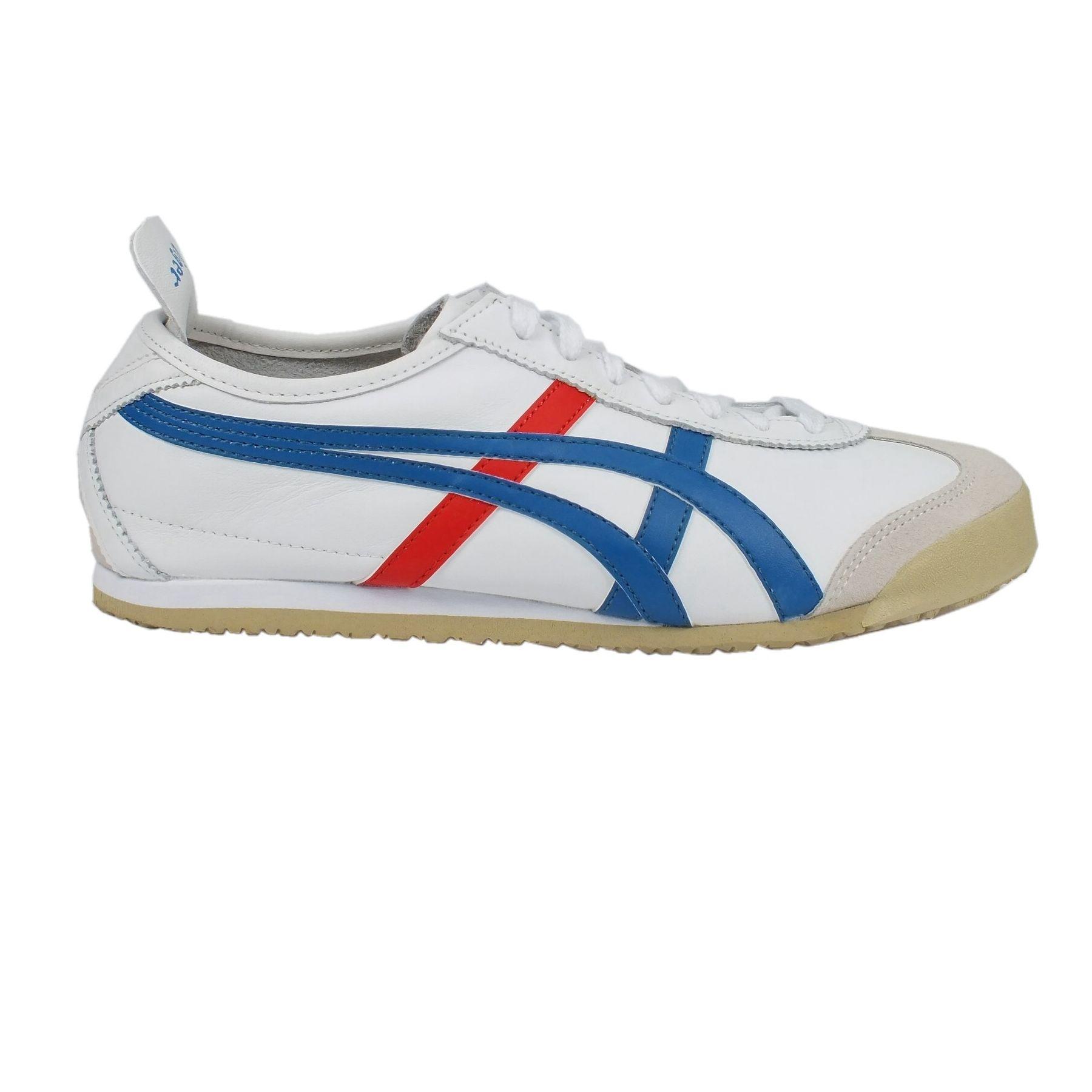 Asics-Onitsuka-Tiger-Mexico-66-Schuhe-Turnschuhe-Sneaker-Damen-Herren