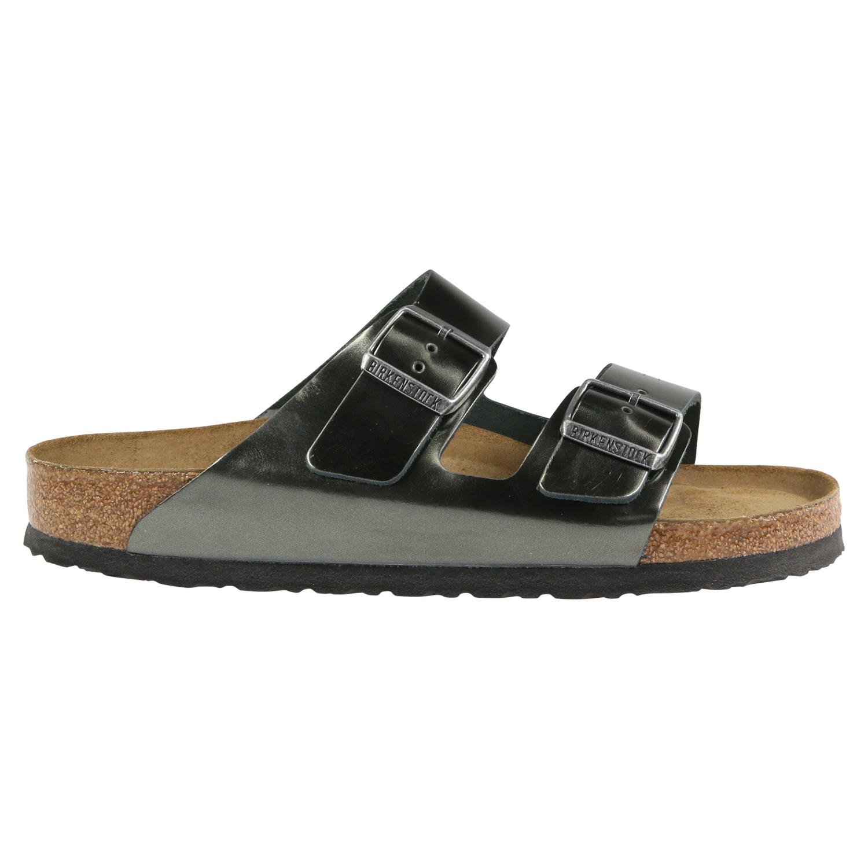 Birkenstock-Arizona-Schuhe-Sandalen-Hausschuhe-Damen-schmal-und-normal