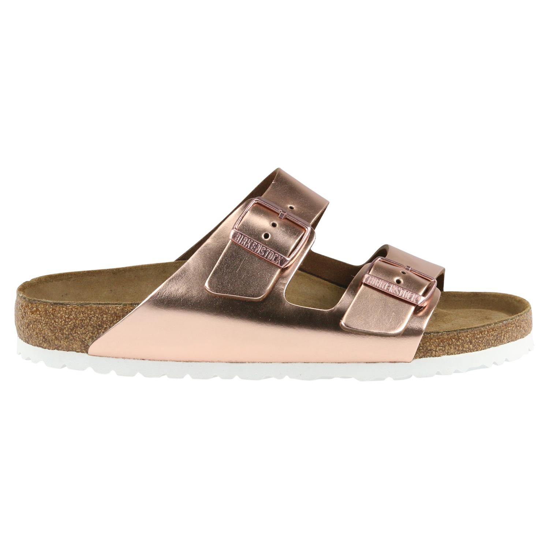 birkenstock arizona schuhe sandalen hausschuhe damen schmal und normal ebay. Black Bedroom Furniture Sets. Home Design Ideas