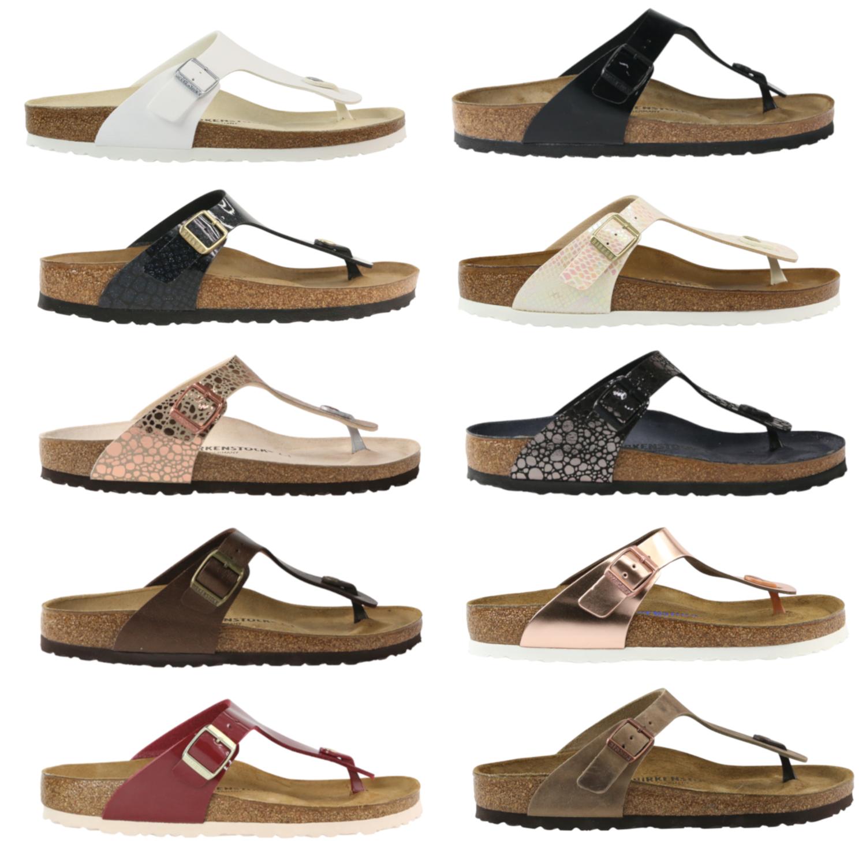 Birkenstock Gizeh Sandale Damen 40 wie neu