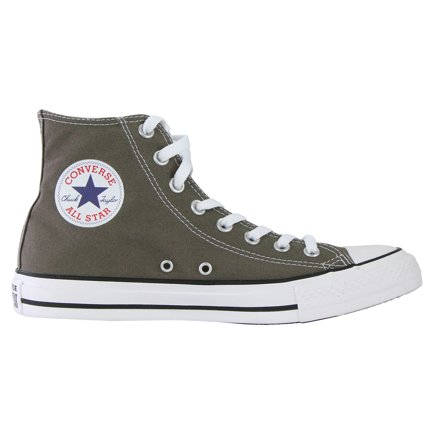 converse all star chucks hi hip top sneaker grau braun. Black Bedroom Furniture Sets. Home Design Ideas