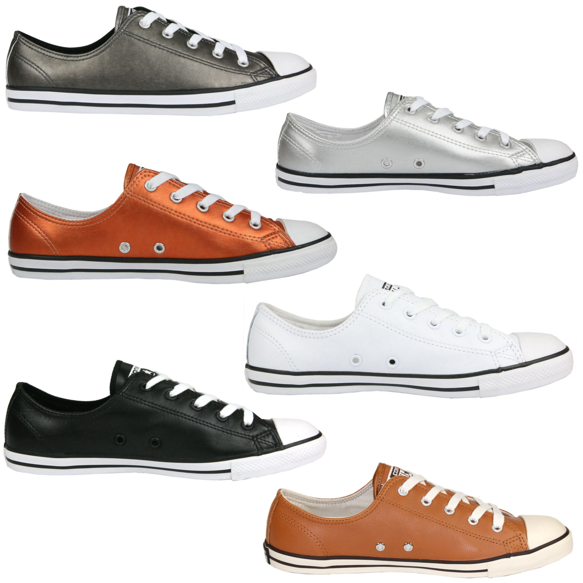 Converse Chuck Taylor All Star Dainty Ox Leather Schuhe Sneaker