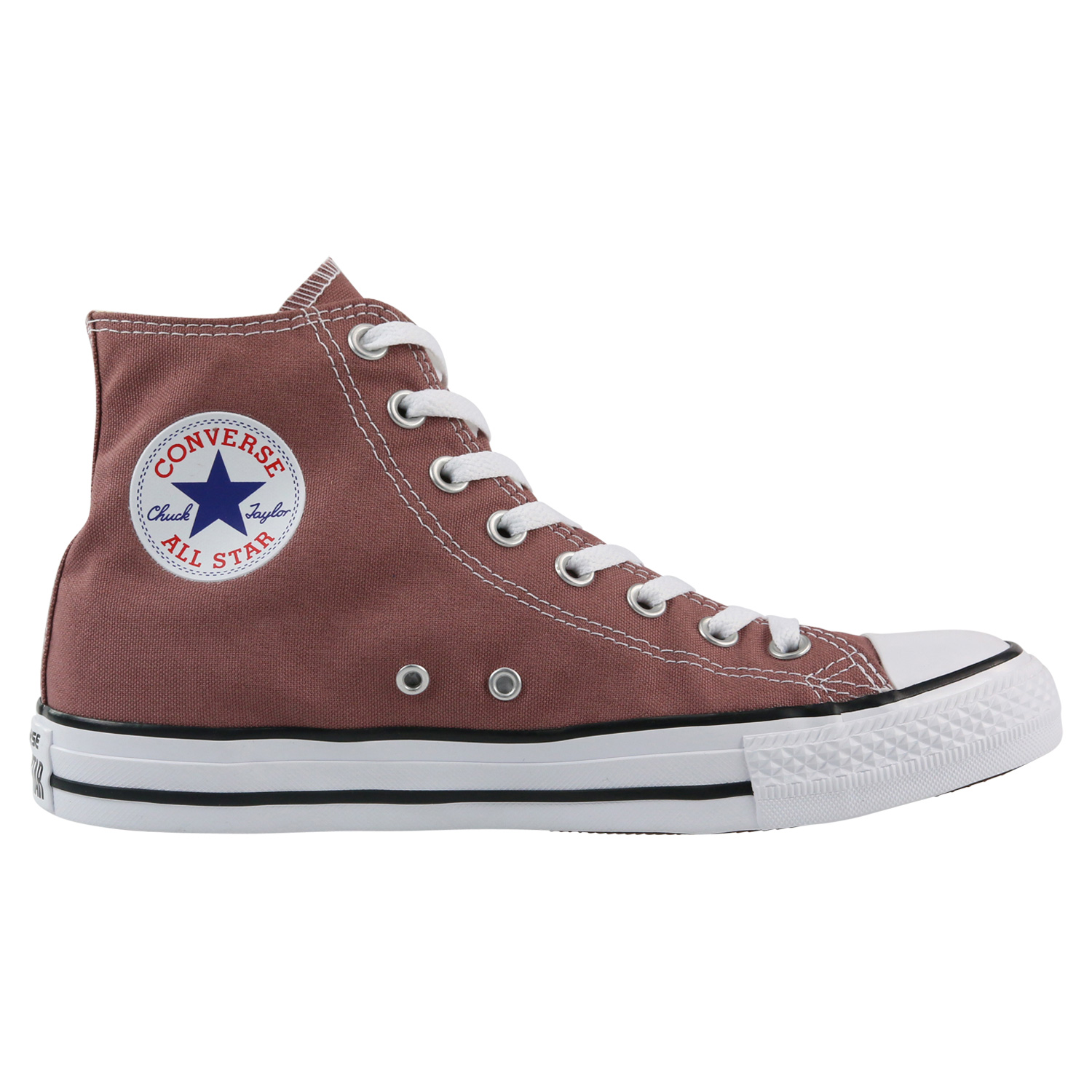 Converse Chucks 159563c Marrone Rosso Chuck Taylor All Star Hi SADDLE