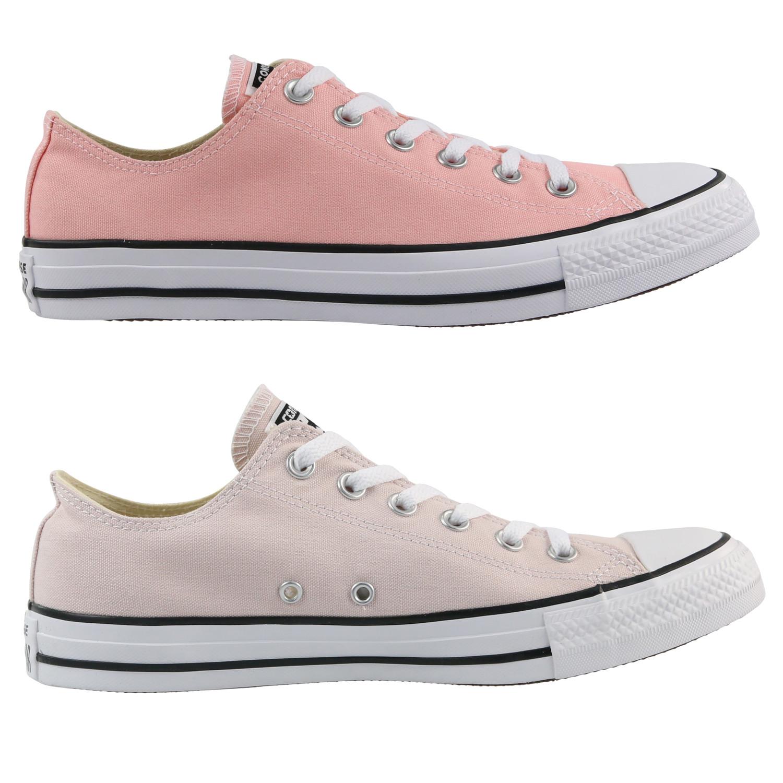 Geschickte Fertigung Converse Damen Sneaker Low rot NR