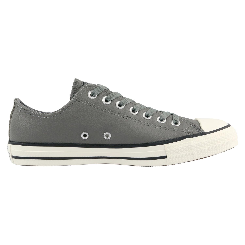 Converse Chuck Taylor All Star Ox Ox Star Leder Schuhe Turnschuhe Sneaker Echtleder 8599fe