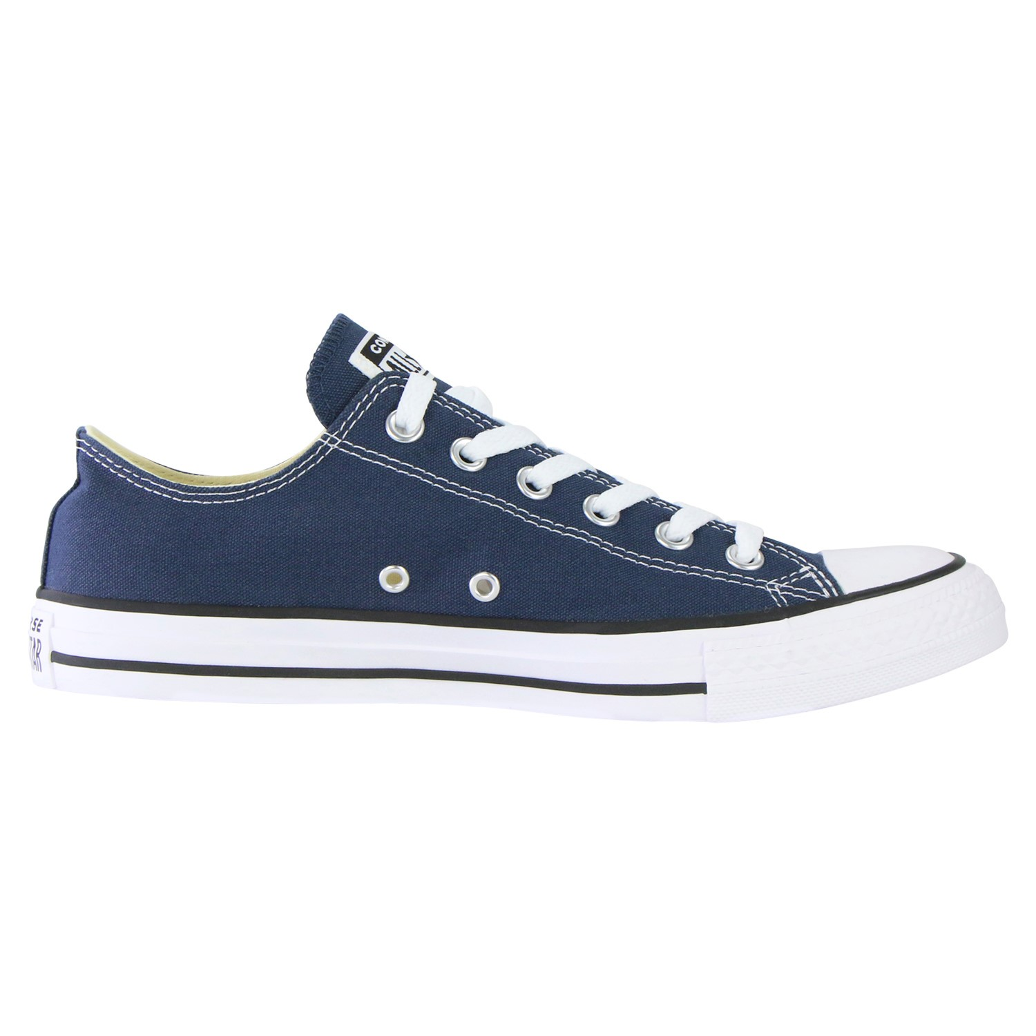 converse chucks all star ox m9697c navy canvas schuhe. Black Bedroom Furniture Sets. Home Design Ideas
