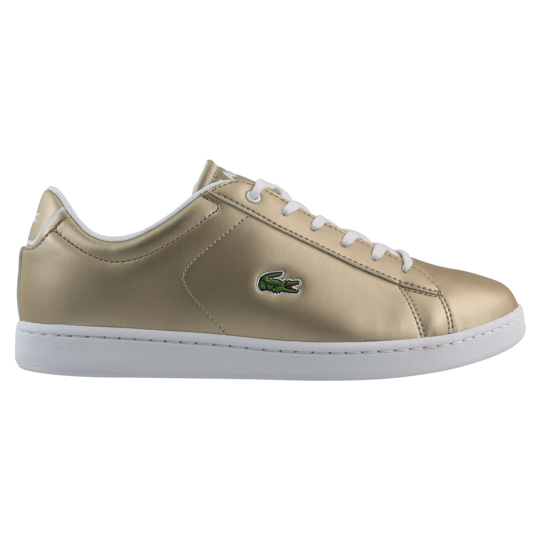 Lacoste Carnaby Evo 218 junior 1 Basket Chaussures junior 218 fille femmes 35spj0005 72d5aa
