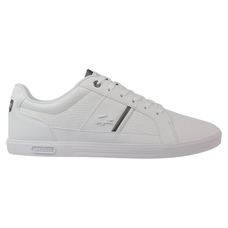 Lacoste Europa Sneaker LCR3 417 1 Schuhe Turnschuhe Sneaker Europa Echtleder Herren b80334