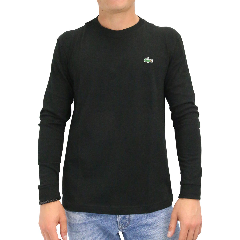 Lacoste Langarm-T-Shirt Sport Shirt Ultra Dry Herren TH0123 031 ... 0e9850965b