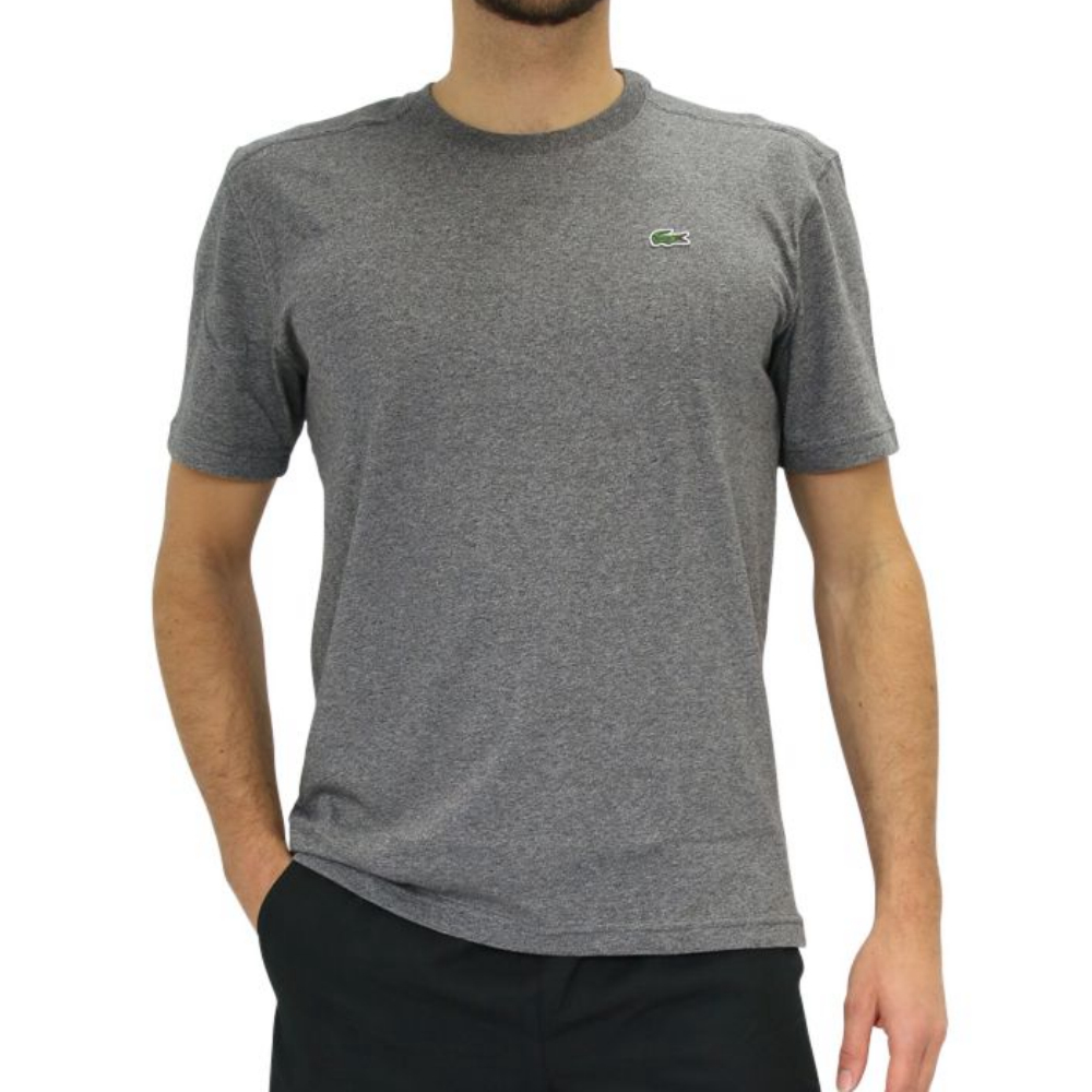 lacoste sport t shirt kurzarm funktionsshirts ultra dry herren th7618 sportshirt ebay. Black Bedroom Furniture Sets. Home Design Ideas