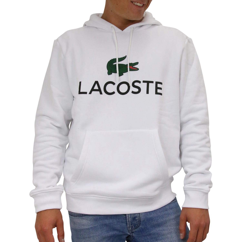 fa350ade0eeb Lacoste Sweatshirt mit Kapuze Pullover Pulli Hoodie Herren SH0601 ...