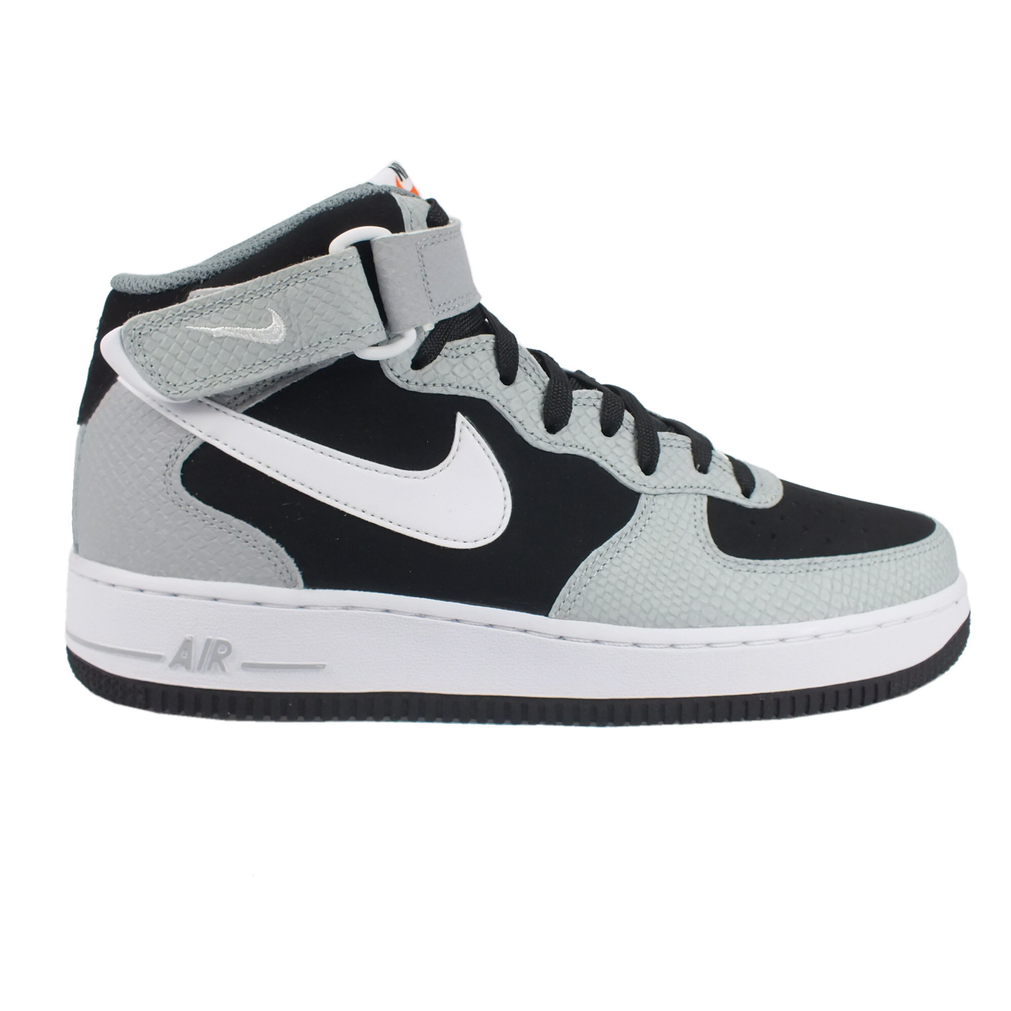 nike schuhe air force grau
