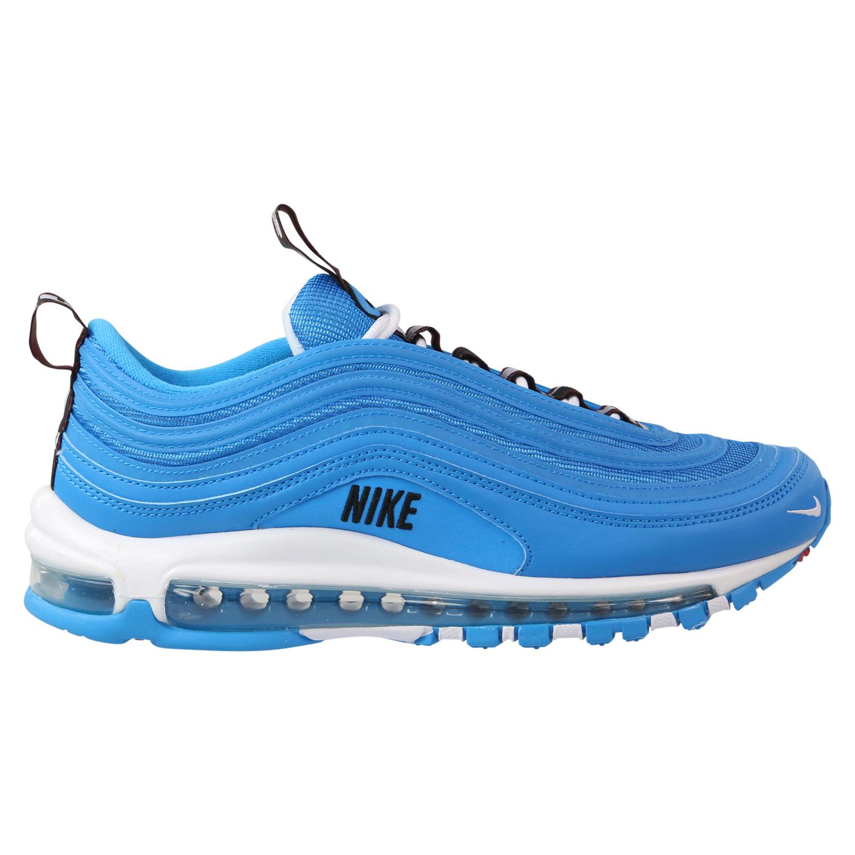 Details zu Nike Air Max 97 Sneaker Freizeitschuhe Herren Blau 312834 401