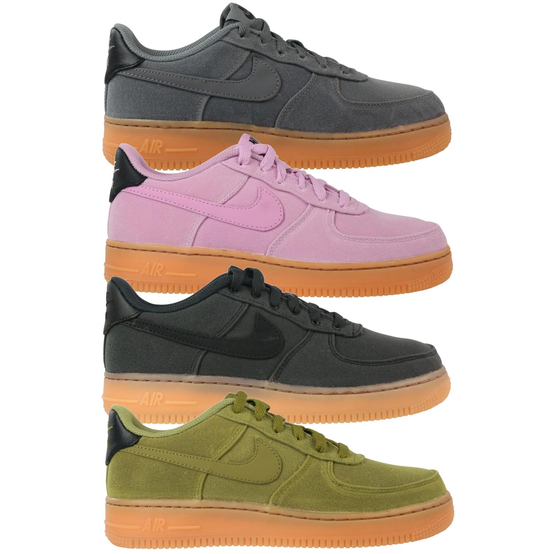 Details zu Nike Air Force 1 LV8 Style (GS) Kinder Damen Freizeitschuhe Sneaker AR0735